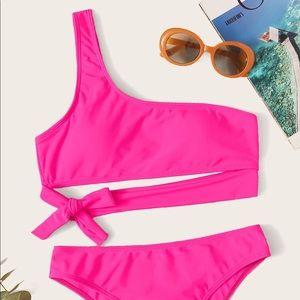 Shoulder Bikini Suit